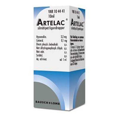ARTELAC 3,2 mg/ml silmätipat, liuos 10 ml