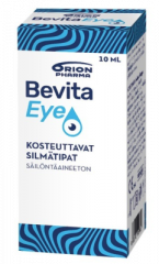BEVITA EYE SILMÄTIPPA 0,4% PULLO 10 ML